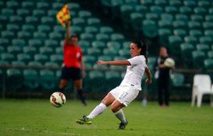Aimee Phillips New Zealand International Football Athlete