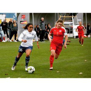 Aimee Phillips Football Blogs Experience