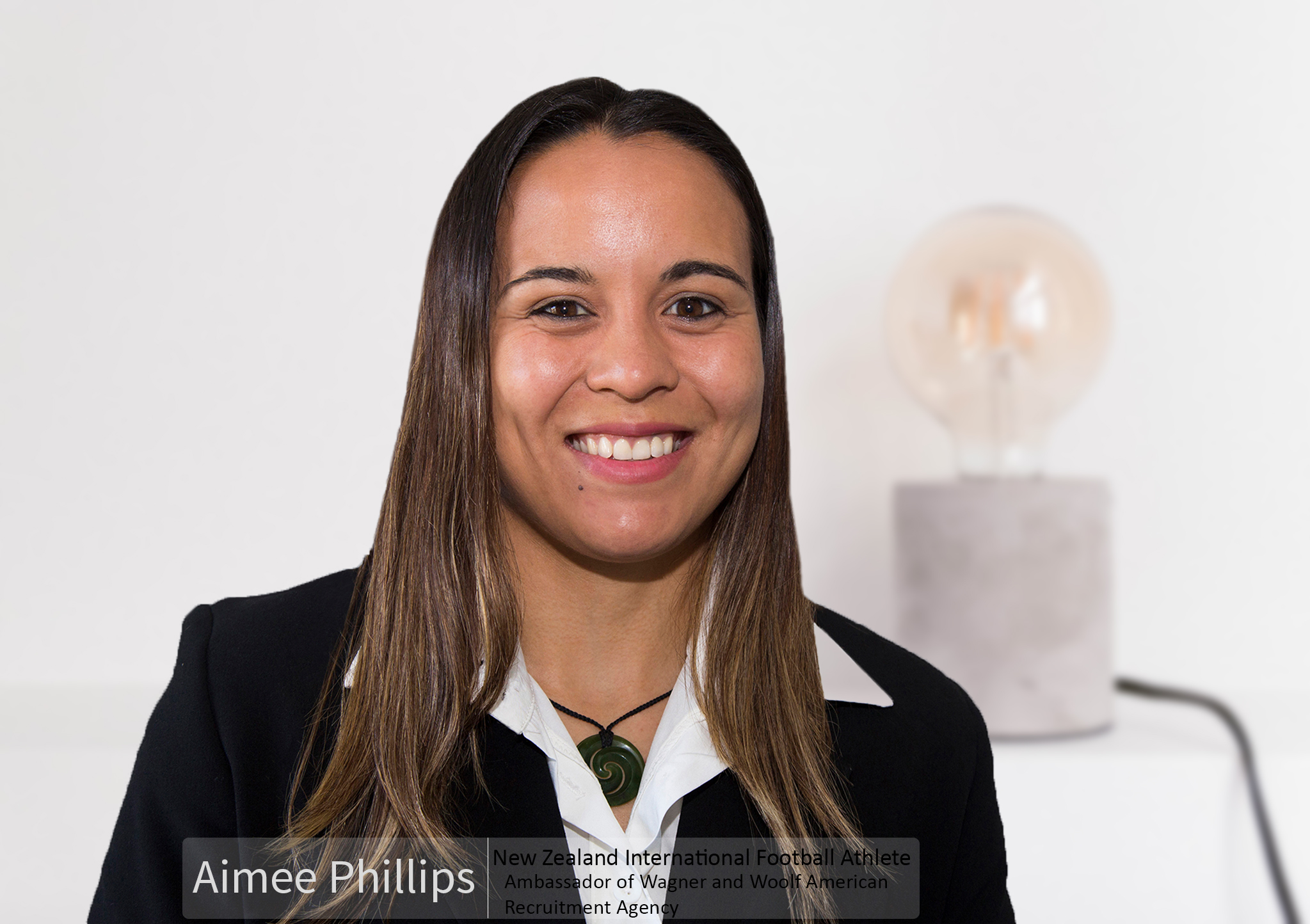 About Aimee Phillips New Zealand International Football Athlete